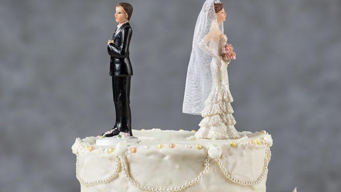 Divorciados en solo 14 segundos