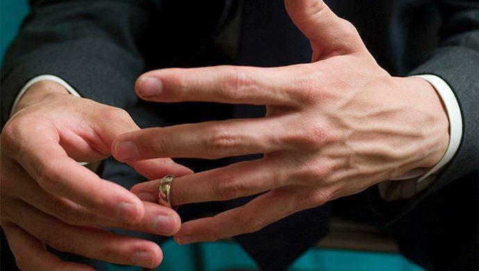Novio pide el divorcio 2 horas después de la ceremonia de casamiento