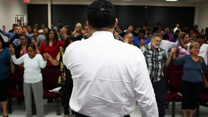 Nuevas iglesias en Texas, Estados Unidos