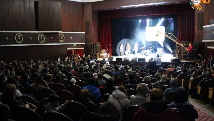 """Sabé Decir No"" reúne a centenas de jóvenes en Moldavia"