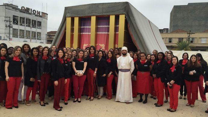Mujeres en el Templo
