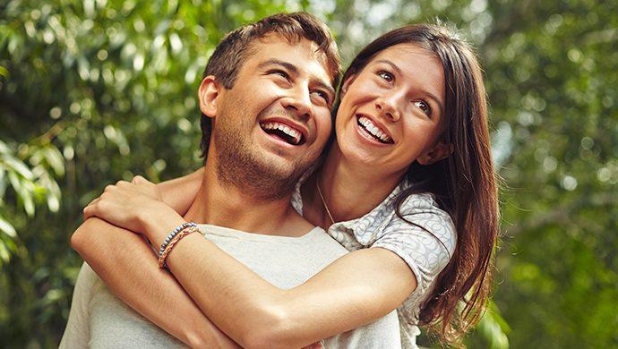 Encuentre la verdadera felicidad