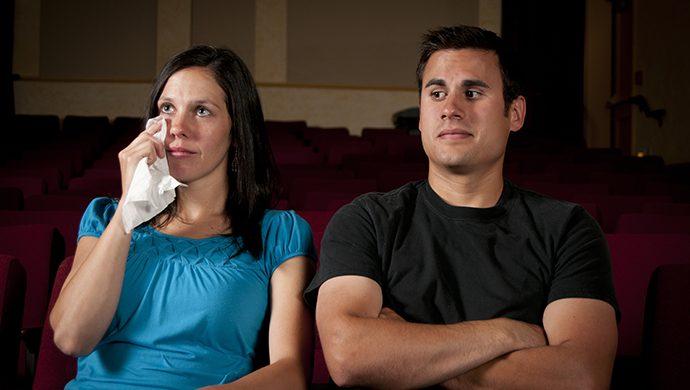 Qué hacen las películas románticas con las personas