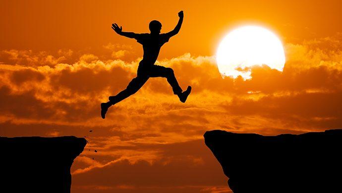 La voz de la fe no deja espacio para las dudas ni el miedo