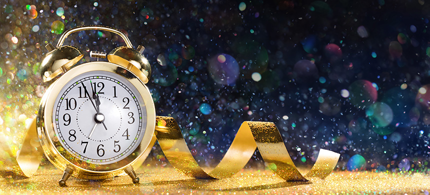 Preparando un año nuevo