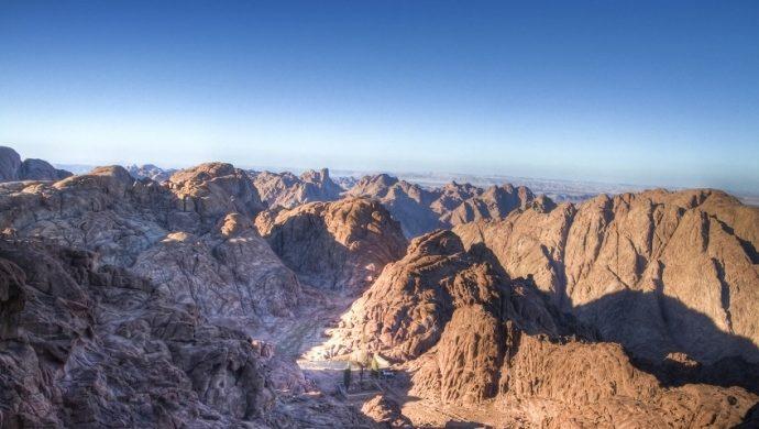 ¿Qué es la Hoguera Santa del Monte Sinaí?