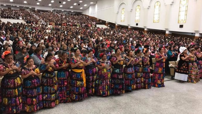 """La Dama de la Fe"" llega a México"