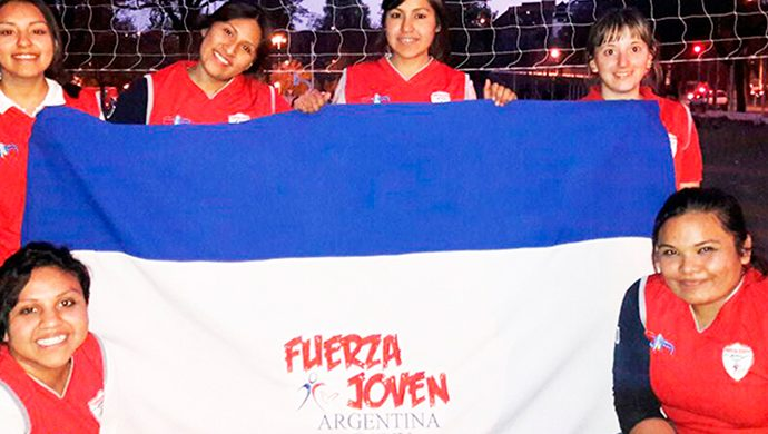 La FJU de Jujuy promueve una vida más sana