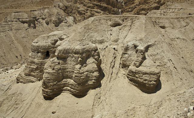Lugares de la Biblia – Qumrán