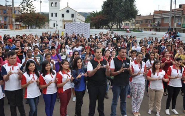 Colombia dice no a las drogas