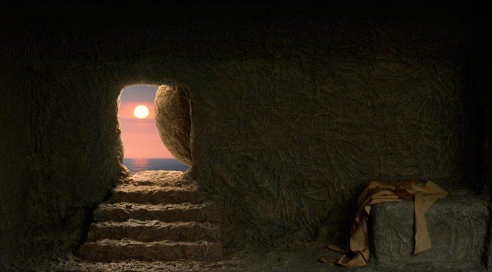 El lienzo de Jesús