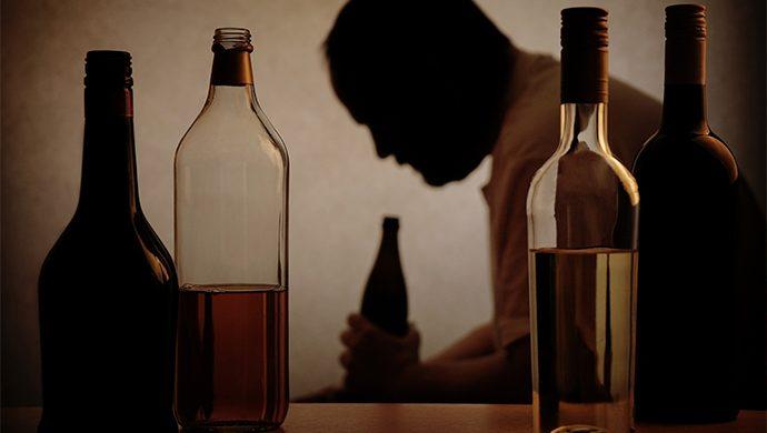 Él se mató para librarse del vicio del alcohol