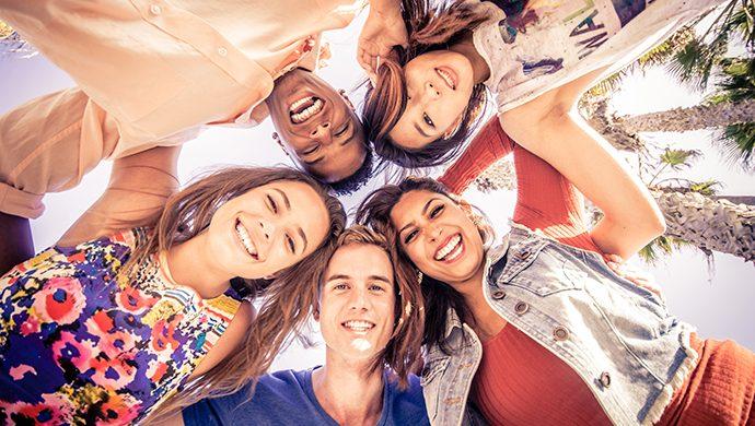 No tener amigos puede ser prejudicial a la salud