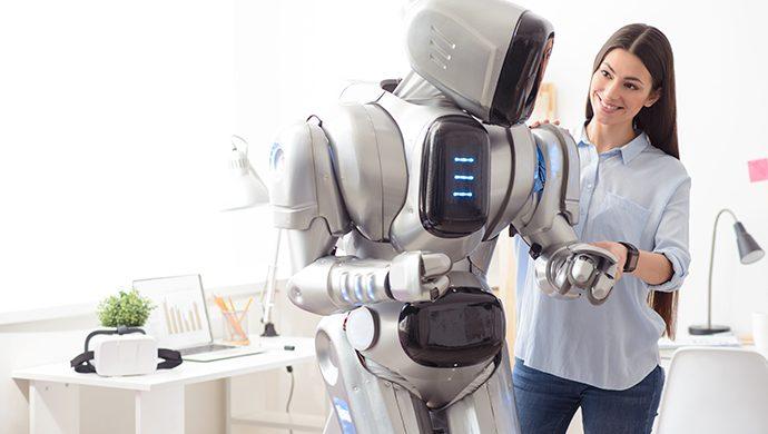 Amor y sexo con robots. ¿Eso es posible?