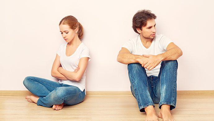 7 motivos para que su esposa no sea feliz en el matrimonio