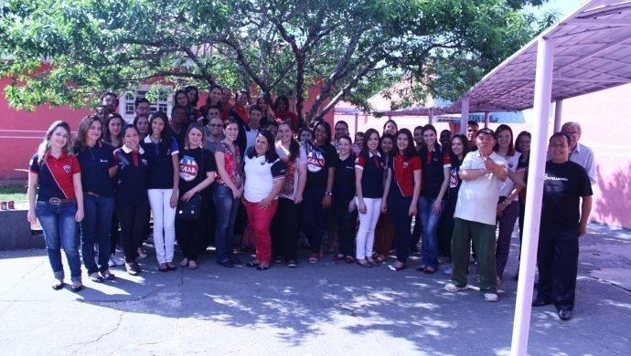 La Fuerza Joven promueve una acción en residencia de ancianos de Paraná