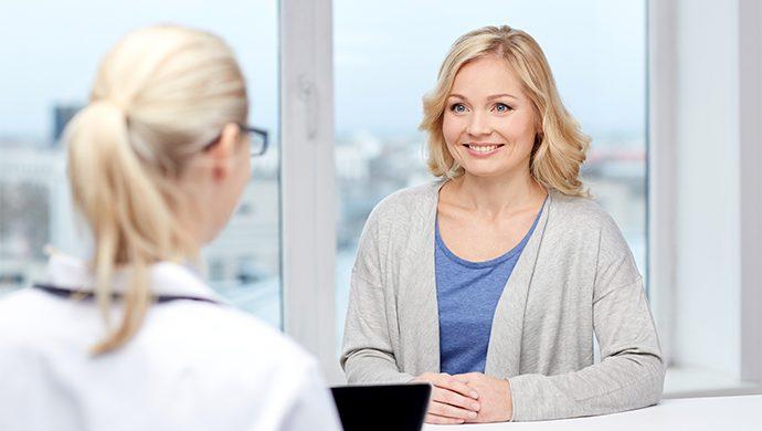 Los cuidados de la salud de la mujer