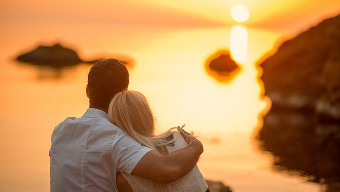 Encuentre su felicidad amorosa