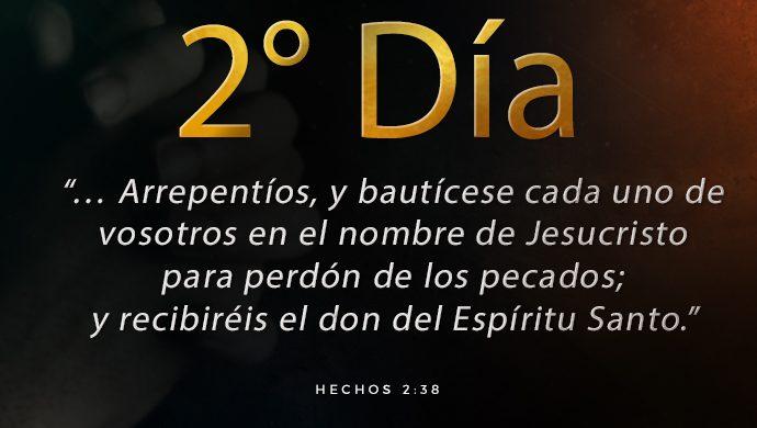 Lea el mensaje para el segundo día del Ayuno de Daniel