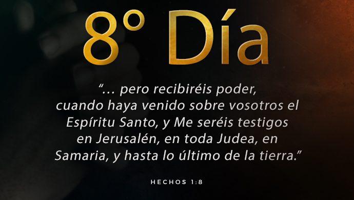 Por medio del Espíritu Santo somos testimonios de Dios.