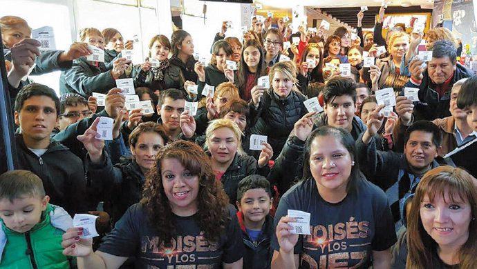Los argentinos tienen grandes expectativas sobre la película más esperada