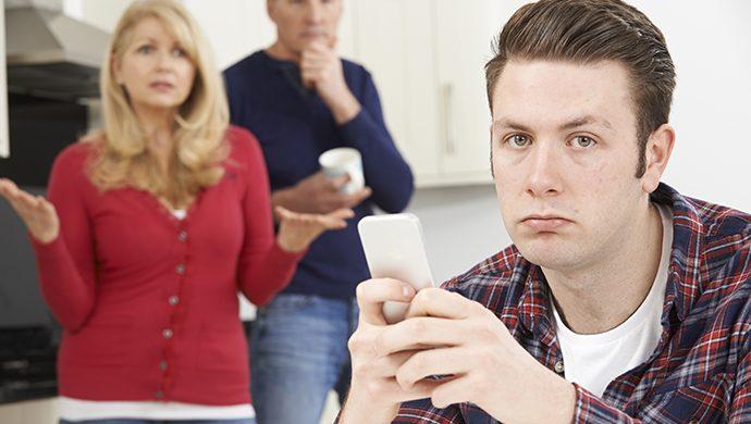 Cuando la familia interfiere en el matrimonio