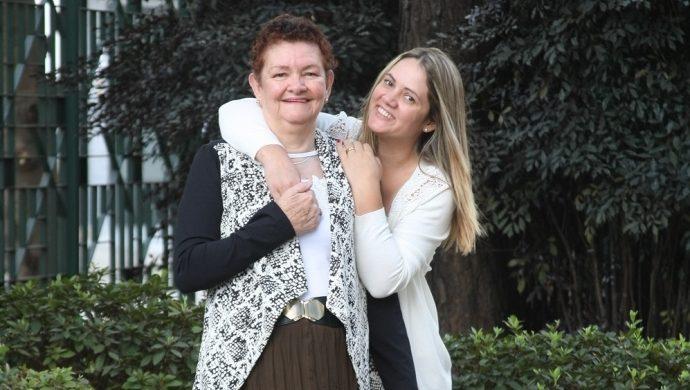 La fe de la hija le dio vida a la madre