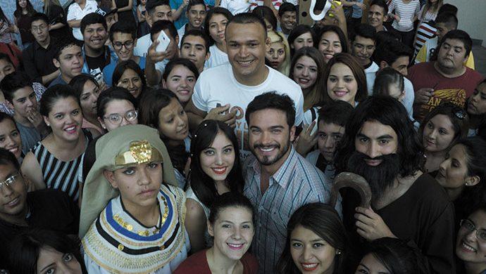 Moisés y los Diez Mandamientos, en Argentina
