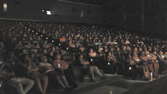 Masivo acercamiento a Dios a través del cine