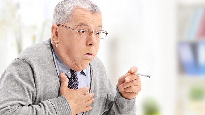 """El """"humo esporádico"""" también trae riesgos para la salud"""
