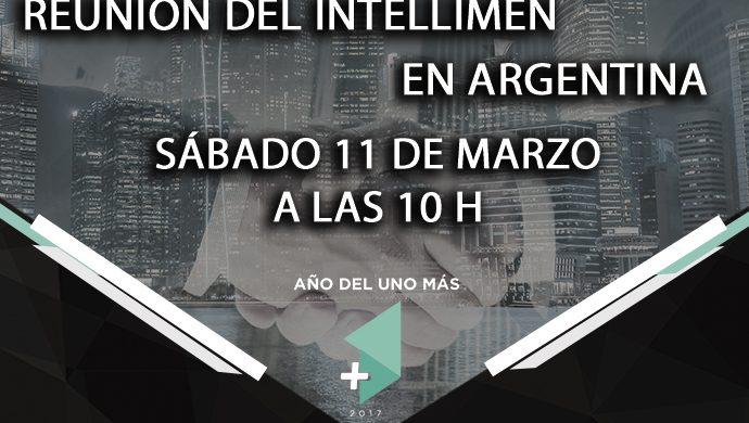 Reunión del IntelliMen en Argentina