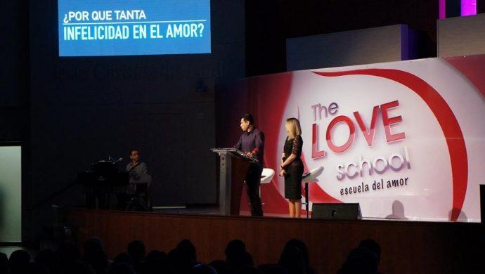 """""""La Escuela del Amor"""": eventos en Estados Unidos y Japón"""