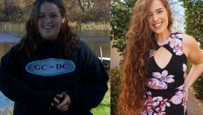Una mujer elimina 45 kilos y es ofendida en internet debido a la celulitis