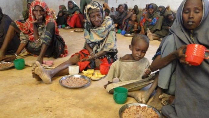 Intensa sequía en Somalia causa varias muertes