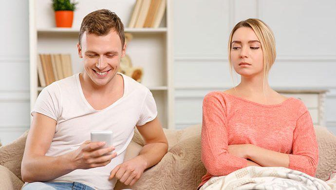Tener celos ¿es saludable para la relación?