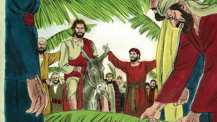 La última semana de Jesús en la Tierra