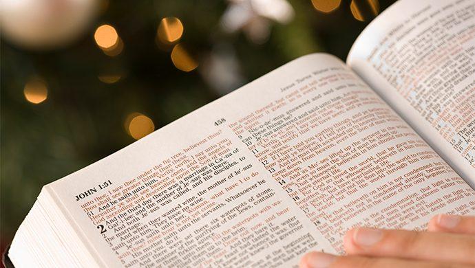 Lea la Biblia en 1 año – 100° día