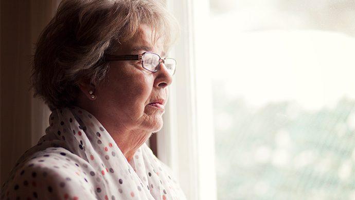 La soledad puede ser un veneno para la tercera edad
