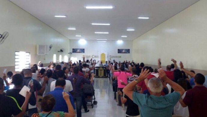 La ciudad turística de Monte Sião tiene un nuevo templo de la Universal