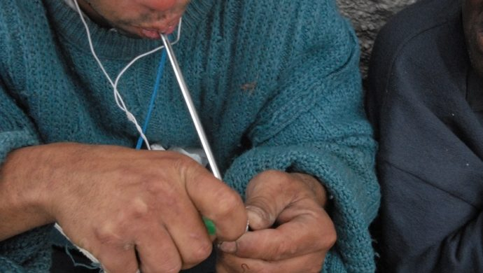 Científicos tratan de desarrollar una vacuna contra el crack