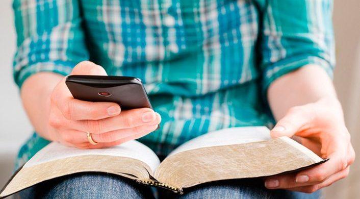 La Biblia y el celular