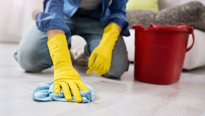¿Usted limpia la casa de la manera correcta?