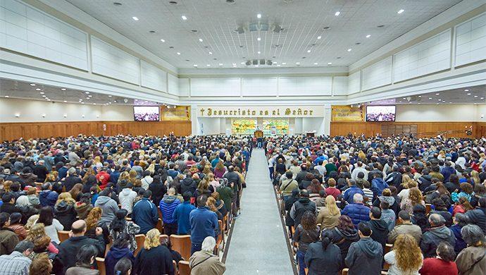 Domingo del Encuentro con Dios