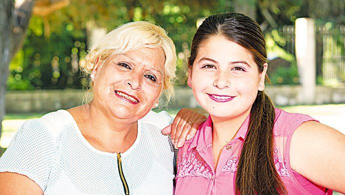 La fe de una madre no tiene comparación