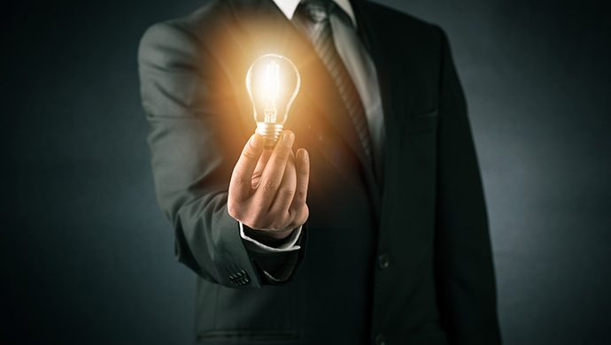 Una idea puede traerle éxito