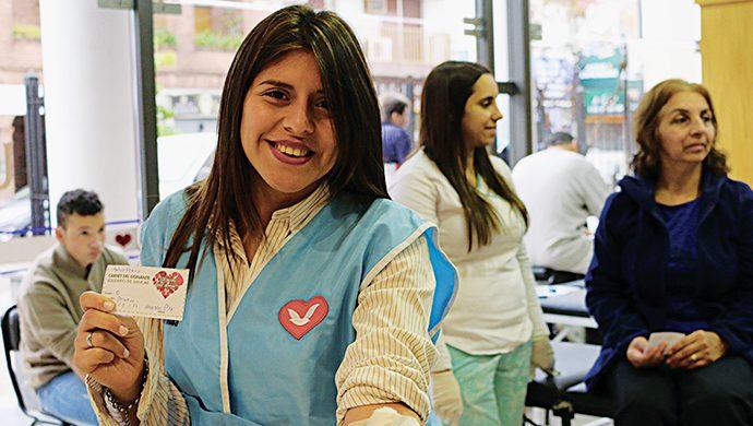 Los Ángeles de la Vida ayudaron a salvar más de 300 vidas