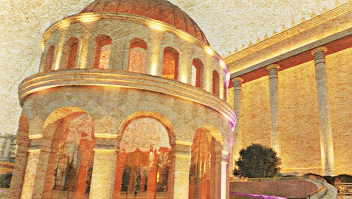 Viajar al Templo de Salomón