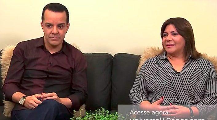 Obispo Francisco Decothé y Marilene Decohté – Universal 40 años