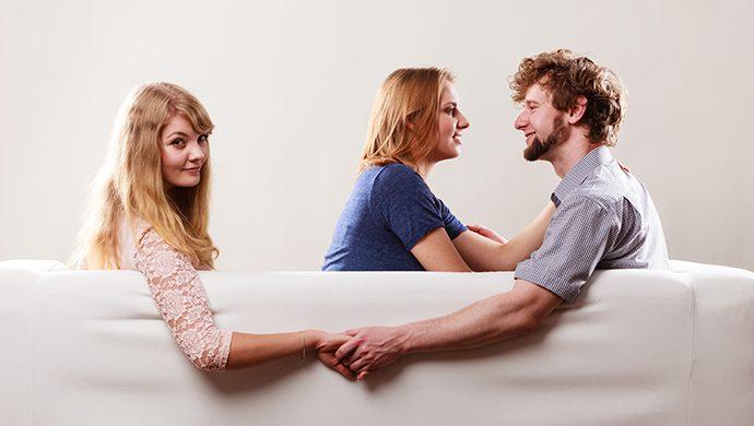 """""""Mi novio confesó que siente deseo por otras mujeres"""""""