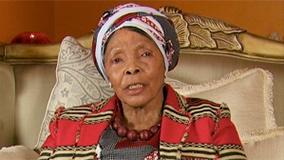 Abuela sudafricana